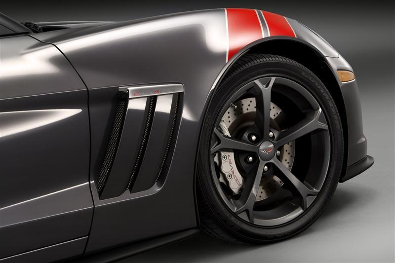 2010 Chevy Corvette Grand Sport - automodified
