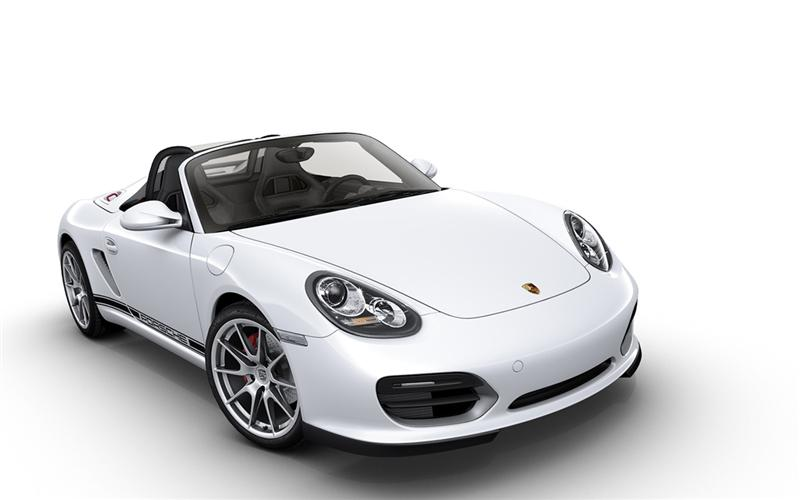2010 Porsche Boxster - automodified