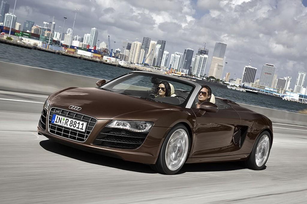 Audi R8 spyder version- Automodified