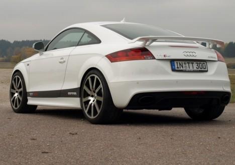 Audi TT Rs - Automodified