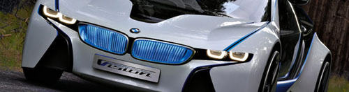 BMW Vision concept - Automodified