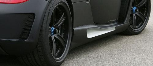 Gambella Mirage Porsche GT - Automodified