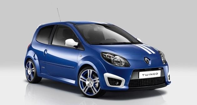 Renault Twingo Gordini - automodified