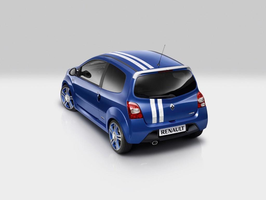 Renault Twingo Gordini - rear