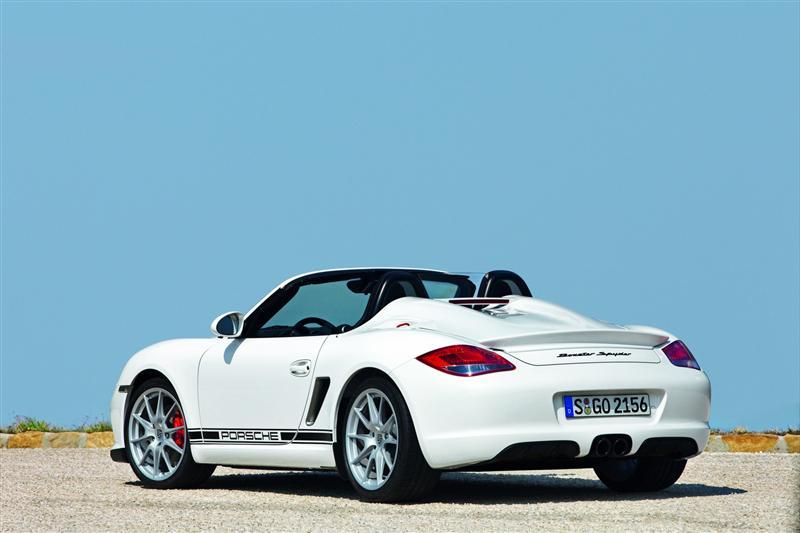 automodified - Porsche boxter review
