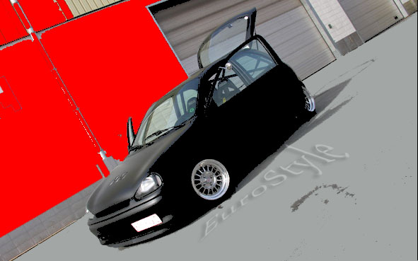 What Defines The Eurostyle Modified Car Automodified