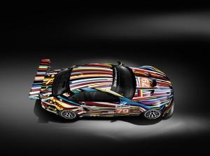 BMW M3 Leman Art car