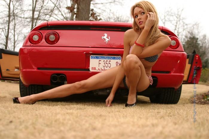 Redhot Candi - Ferrari Edition