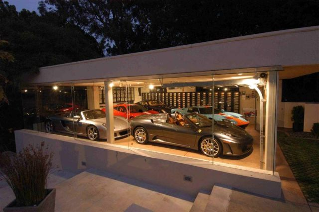 Supercar garage5