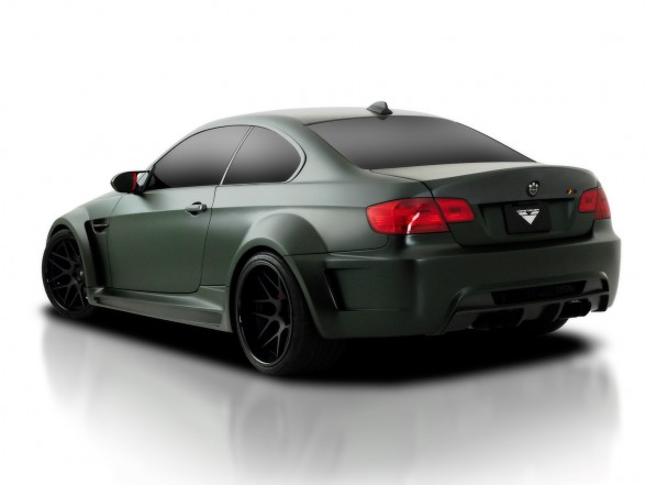 Widebody kit - Vorsteiner GTRS3 M3