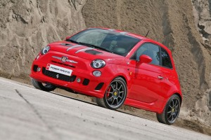 Special Edition Fiat 500 Abarth Pogea Racing Automodified