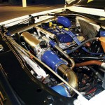 Golf Mk2 GTI Turbo - 16Valve turbo engine