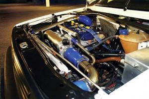 Golf Mk2 GTI Turbo - 16Valve turbo engine