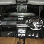 Joe Klein - Mazda interior