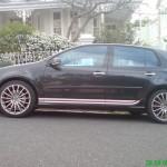 Mark Bradley - VW GTI Mk5
