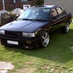 Nissan Sentra - old skool