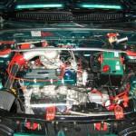 Samcor engine - Mazda 323