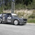Vw Golf Mk1 - Knysna hillclimb