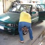 1. steering rack