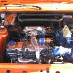 11.Neville's 1500 SAMCOR TURBO engine
