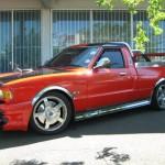 13.Cortina GT bakkie