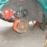 3. steering rack