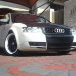 Ureve Govender -2tone A4 Audi