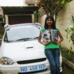 Melissa Ramroop - Opel Corsa with Thor feature