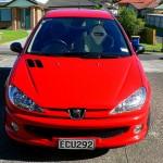 Peugeot 180 RC front