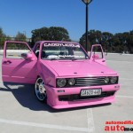 Front - Modified Vw Caddy