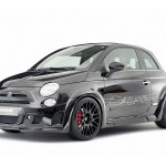 Hamann Largo Fiat 500 side