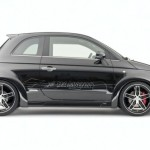 Hamann Largo Fiat 500 side view