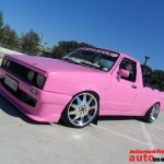 Vw Caddy - Automodified