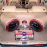 Custom sound install 1