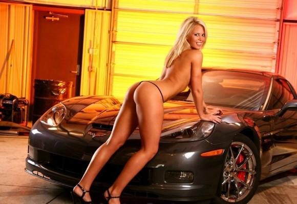 Фото девушки голь