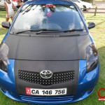 Modified toyota Yaris