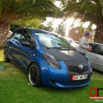 Yaris modified