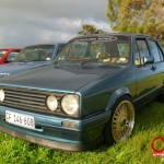 modified vw golf - cape town