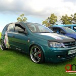 opel corsa modified