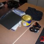 AutoModified - materials I used