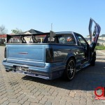 Rear End - modified ford bakkie