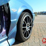 Wheels Closeup  - Custom cars