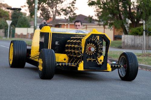Lego Car - Project Car